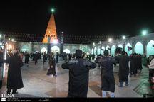آیین عزاداری تاسوعای حسینی در شوش برگزار شد