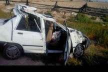 تصادف در جاده بردخون بوشهر 2کشته و 3مصدوم  برجای گذاشت