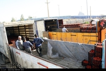 صادرات کالا از گمرک کرمانشاه 31 درصد افزایش یافت