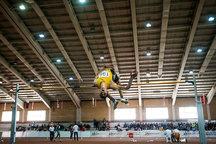 آغاز بکار اردوی آمادگی تیم ملی دوومیدانی داخل سالن در ارومیه
