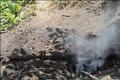 تخریب کوره غیرمجاز ذغال در لردگان  کشف ۷۰۰ کیلوگرم زغال در شهرستان لردگان