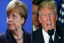 واکنش برلین به حملات لفظی ترامپ
