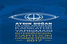 کاریکاتوریست اصفهانی، جایزه ویژه جشنواره آیدین دوغان ترکیه را کسب کرد