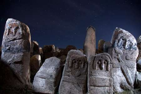 وضعیت حفاظتی محوطه باستانی شهر یئری مشگین شهر جای نگرانی ندارد