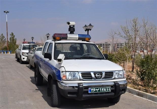 طرح نظارت تابستانی پلیس راه البرز آغاز شد