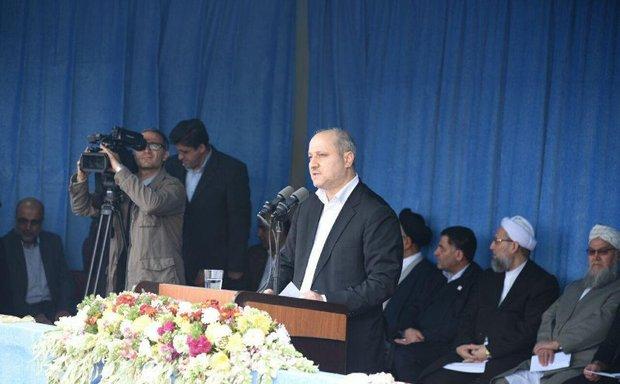 اعضای دولت به گلستان، رنگین کمان اقوام نگاه مثبت دارند