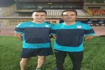 قضاوت 2 داور استان یزد در لیگ برتر فوتبال باشگاه های کشور