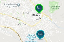 مسافربران اینترنتی در شیراز مجوز ندارند