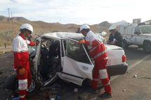 تصادفات در هفته نخست تعطیلات نورزی مازندران 13 کشته داشت