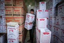توزیع تخم مرغ با قیمت مصوب در30 نقطه از چهارمحال و بختیاری