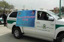 طرح انتظامی - ترافیکی ویژه پایان سال در خوزستان آغاز شد