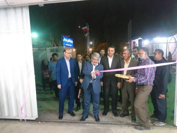 نمایشگاه فروش بهاره کالا در بندرعباس گشایش یافت