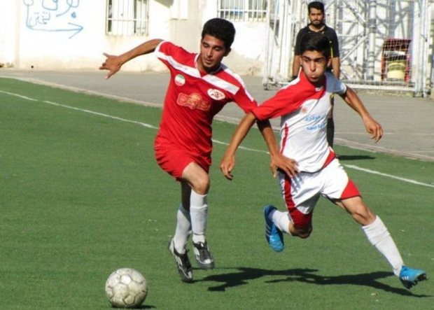 تیم فوتبال نونهالان رضوانی اصفهان، بندرعباس را شکست داد