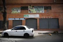 عکس/جشن پایان سال تحصیلی در کاراکاس 17 قربانی گرفت