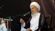 تذکر آیت الله العظمی مکارم شیرازی به رییس جمهور در رابطه با حضور در یک مراسم