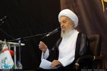 آیتالله العظمی مکارم شیرازی: مردم در 22 بهمن از آرمان های امام حمایت می کنند