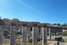 عملیات اجرایی اتصال بلواررجا به پل چهارم بشار یاسوج آغاز شد