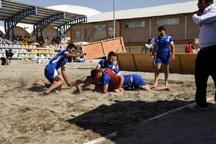 تیم کبدی دانشگاه آزاد چابهار نایب قهرمان رقابت های کشوری شد