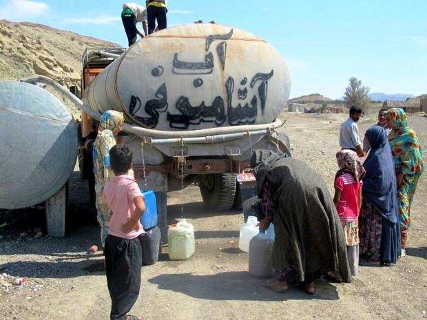 سه روستای همدان با تانکر آبرسانی می شود