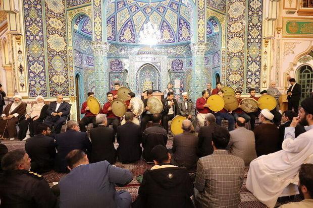 نوای وحدت در استان کرمانشاه طنینانداز شد