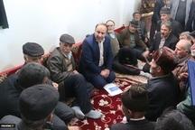 پوشش بیمه ای در روستاهای مرزی و محروم استان اردبیل گسترش می یابد