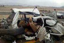 تصادف در زاهدان چهار کشته برجا گذاشت