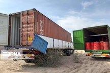 گمرکات اصفهان موفق به کشف یک شبکه قاچاق سوخت شد