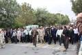 پیکر پاک شهید میلاد محمدیان در کامیاران تشییع شد