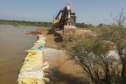 خسارت ۶۴۵ میلیارد تومانی سیل به زیرساخت های جاده ای خوزستان