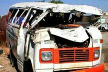 شوخی نابجای راننده مینی بوس به مصدومیت 13 کارگر معدن صفاشهر منجر شد