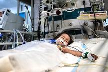 دختر قربانی کودک آزاری در ساوه جان باخت  ابهام در هویت فرد مهاجم