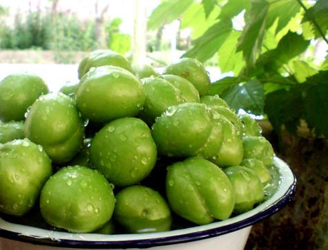 گوجه سبز برای چه گروه سنی مضر است؟
