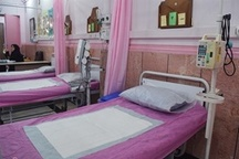 مجهزترین مرکز درمانی غرب کشور کمبود پزشک متخصص دارد