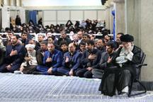 برگزاری دومین روز مراسم سوگواری امیرالمؤمنین(ع) در حسینیه امام خمینی