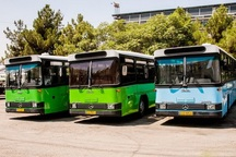 18 دستگاه اتوبوس برای شهر بیرجند خریداری شد