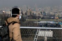 کیفیت هوای تهران از فردا عصر به حالت عادی باز میگردد