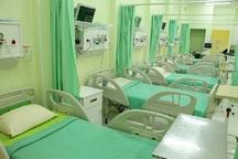 1200 تخت به تخت های بیمارستانی کشور افزوده شد