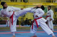 امکانات کاراته گلستان فقط برای استمرار حیات آن است