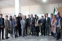 سفیر جمهوری کره از مهمان شهر پناهندگان افغانستانی در تفت دیدن کرد
