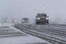 بارش پراکنده برف و باران در قزوین طی 2 روز آینده