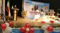 جشن ازدواج 70 زوج جوان به کمک یک موسسه خیریه مردم نهاد در گتوند برگزار شد