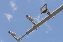 23 سامانه جدید ترافیکی و نظارتی در راه های اصلی کردستان نصب شد