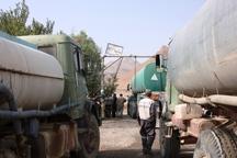 آبرسانی سیار به 330 روستای استان یزد