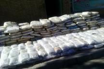 کشف بیش از یک تن مواد مخدر در شرق کرمان