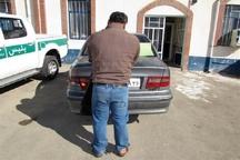 دستگیری قاچاقچی مواد مخدر با بیش از 5 کیلو تریاک در قزوین