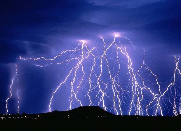 هواشناسی بارش تگرگ و وزش باد شدید برای البرزپیش بینی کرد