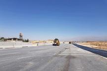 پل سوم بشار یاسوج در آستانه عید فطر زیر بار ترافیک رفت