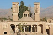 مرمت چهار پروژه تاریخی در ماهان و جوپار آغاز شد