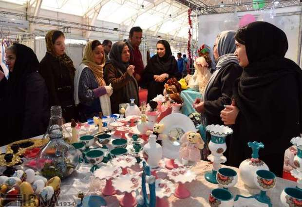 3 نمایشگاه ویژه نوروز در شیراز برپا شد