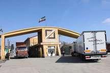 صادرات 43 میلیون دلار کالای غیر نفتی از گمرک آستارا